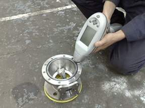 Positive Material Identification (PMI),XRF